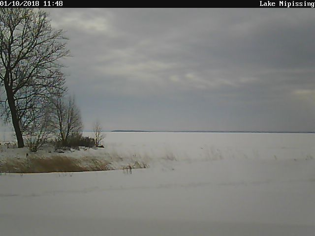 lake Nipissing Webcam